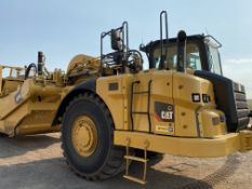 Cat Scraper, Year 2015, Model 627K, Condition: Excellent, Current Indicated Hours: 3,059, Last