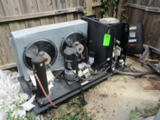 Affinity (scrap) chiller system with condenser fans circulating pump, model FAA-050K-DD05CAD4 ***