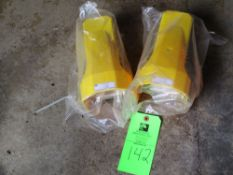 LOT OF 2 Automation Direct foot switch, model CVS-5272-FP ***Auctioneer Note*** -- $10 Removal &