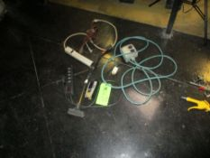 LOT Of electric cord, power strips, GFI plug-in outlet and GFI line cord ***Auctioneer Note*** -- $