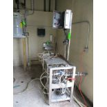 2 station keg washer/filler, 115 vac heater and controls ***Auctioneer Note*** -- $75 Removal &