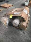 Lot of Misc Conveyor Belting, Loading Fee $25
