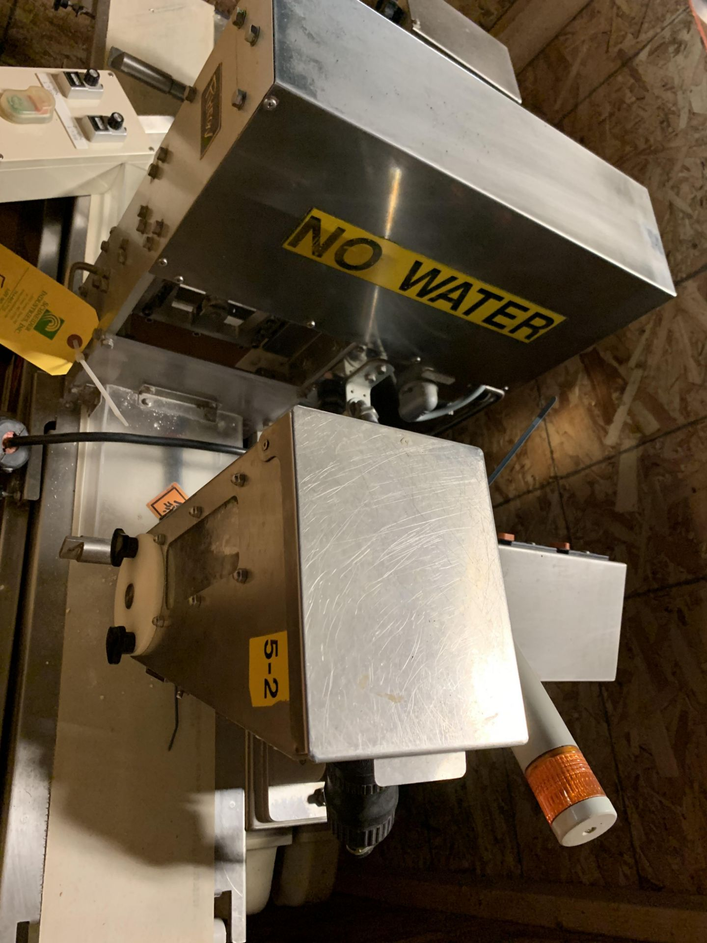 Rheon Vertical Cross Cutter Model GK420, Loading Fee $100 - Image 3 of 4