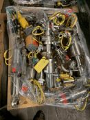 Lot of Actuators and Valves, Loading Fee $25