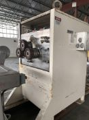 Hosokawa Bepex Extruder Machine Type FP 3-250 S/N 52 296 with Transfer carts, Product Chunker