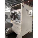 Hosokawa Bepex Extruder Machine Type FP 3-250 S/N 52 296 with Transfer carts, Product Chunker
