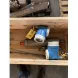 Endress Hauser Flow Meters, Loading Fee $25