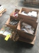 Lot of Misc Conveyor Components, Loading Fee $50