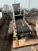 "TGW Ermanco Cruz Belt Conveyor 14' Long x 16"" wide, Loading Fee $250"