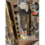 Waukesha Pump Mode 015 U!-14 S/N 2502551, Loading Fee $50