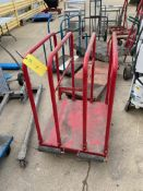 Metal Cart (Located in Oelwein, IA) (Rigging & Loading: $25)