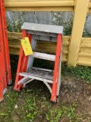 Step Ladders, Qty 2, (Rigging & Loading: $25) (Located in Oelwein, IA)