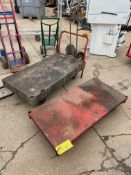 Carts, Qty 2 (Located in Oelwein, IA) (Rigging & Loading: $25)