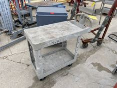 Plastic Cart (Located in Oelwein, IA) (Rigging & Loading: $10)