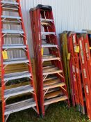 Ladder, 8', (Rigging & Loading: $25) (Located in Oelwein, IA)