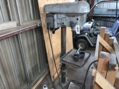 Located in Canon City CO: Drill press, not in use, missing chuck , Loading Fee of $10