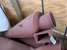 """Located in Canon City CO: New/Unused cyclone approximately 20"""" x 5' high, , Loading Fee of $100"""