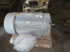 Located in Canon City CO: Reliance 300hp motor 1785 RPM 460V 449TS , Loading Fee of $100