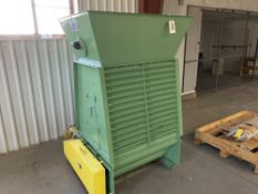 Located in Canon City CO: CPM Vertical 1B Pellet Cooler SN 154499, rated at approximately 3-4 tons/