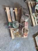 Located in Canon City CO: Sprout type pellet mill force feeder with drive , Loading Fee of $100