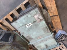 Located in Canon City CO: CPM 7000 stainless pellet mill dump chute, , Loading Fee of $100