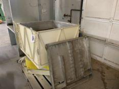 Located in Canon City CO: Barr Nunn Gump Screener, aluminum chamber, double deck design, , Loading