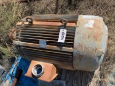 Located in Canon City CO: Westinghouse 200hp 1780 RPM 447TS 460V electric motor, , Loading Fee of $