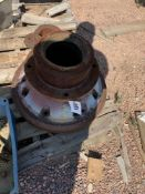 Located in Canon City CO: Sprout 501 die housing and shear pin collar, , Loading Fee of $100