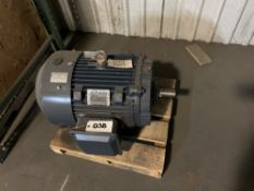 Located in Canon City CO: NEW Leeson 50hp 3600rpm motor 326TS 230/460B , Loading Fee of $100