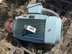 Located in Canon City CO: Weg Electric Motor 100hp 1775 rpm 208-230/460V, , Loading Fee of $100