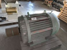 Located in Canon City CO: Electric motor no tag, believed to be 150hp 1200 rpm , Loading Fee of $