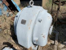 Located in Canon City CO: Electric motor 100hp 440V 900 rpm, , Loading Fee of $100