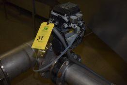 (Located in Mendota, IL) OSM Model #YT-1000 Electro-Pneumatic Positioner, Tru-Flo Valves and