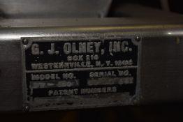 (Located in Mendota, IL) Olney Model #DW-150 De-Stoner, SN 06-DW-641