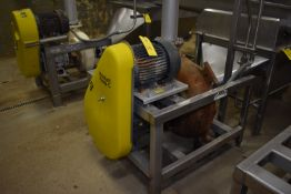 (Located in Mendota, IL) Cornell #6NH Pump w/10 HP Motor, Commercial SS Frame