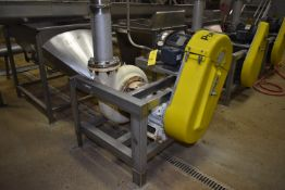 (Located in Mendota, IL) Cornell #6NH Pump w/7 1/2 HP Motor, Commercial SS Frame