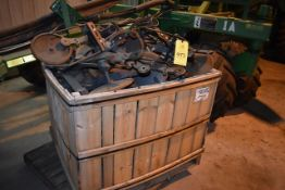 (Located in Sleepy Eye, MN) John Deere Parts & Components, Believed to by Planter Parts
