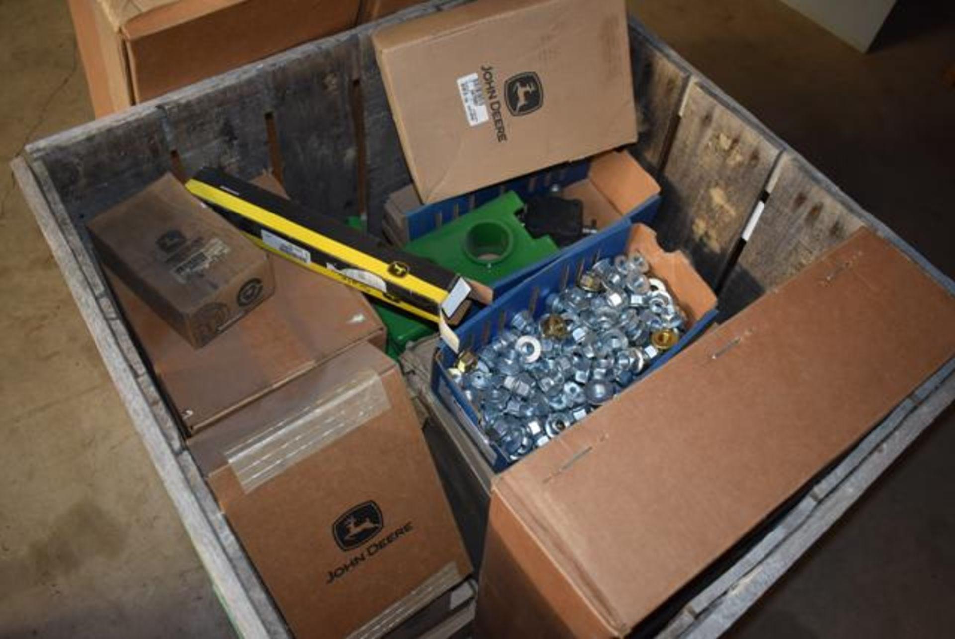 (Located in Sleepy Eye, MN) John Deere Parts & Components - Image 2 of 2