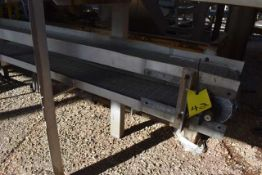 "Conveyor - Motorized Belt Conveyor, 50' Length x 12"" Wide Belt"