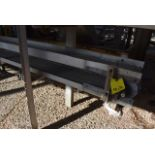 """Conveyor - Motorized Belt Conveyor, 50' Length x 12"""" Wide Belt"""