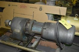Baldor 7 1/2 HP Motor & Gear Box