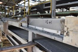 "Conveyor - Motorized Belt Conveyor, Approx. 50' Length x 24"" Wide Belt"