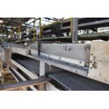 "Conveyor - Motorized Belt Conveyor, Approx. 50' Length x 24"" Wide Belt"