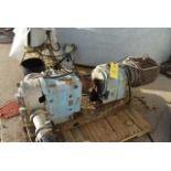 Waukesha Pump, Believed Model 220, Approx. 10 HP Motor