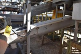 Auger Conveyor, 12' Length