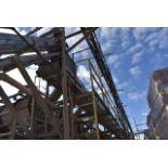 Conveyor - Motorized Incline Conveyor, 60' Length