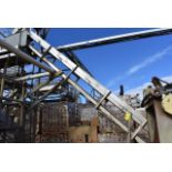 Conveyor - Motorized Incline Conveyor, 20' Length