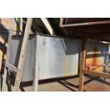 "Process Tank, Stainless Steel, 96"" x 36"" x 30"" Deep"