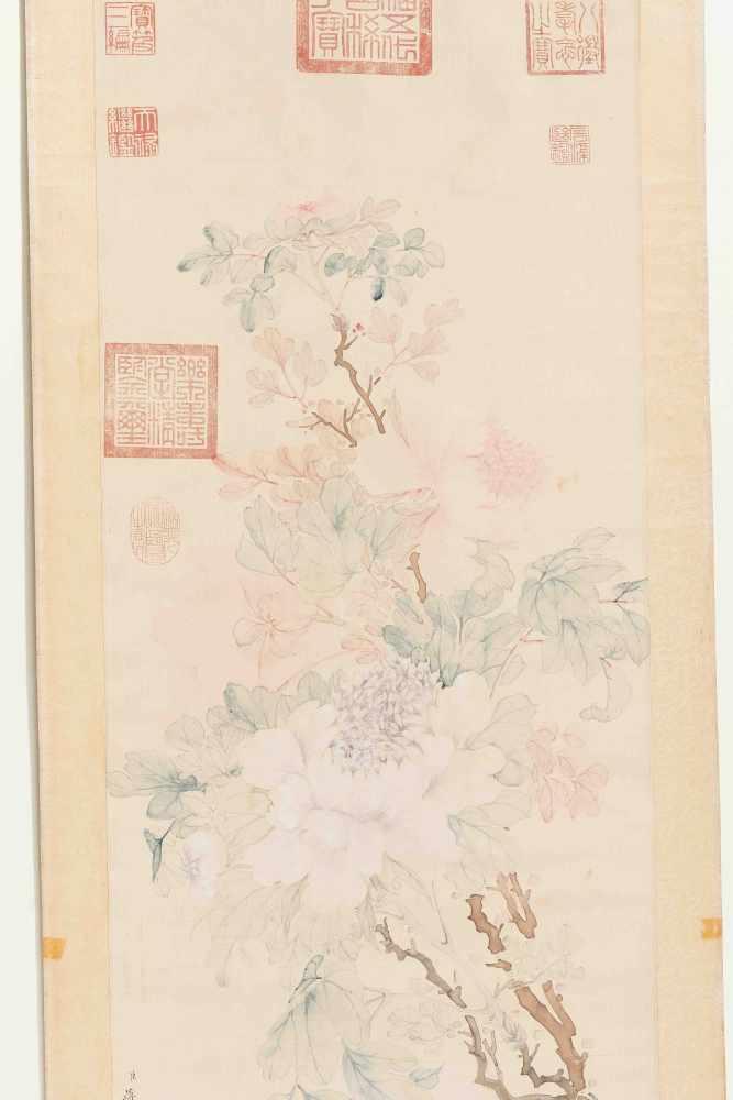 Lot 1037 - Jiang Tingxi (1669–1732), zugeschrieben<b