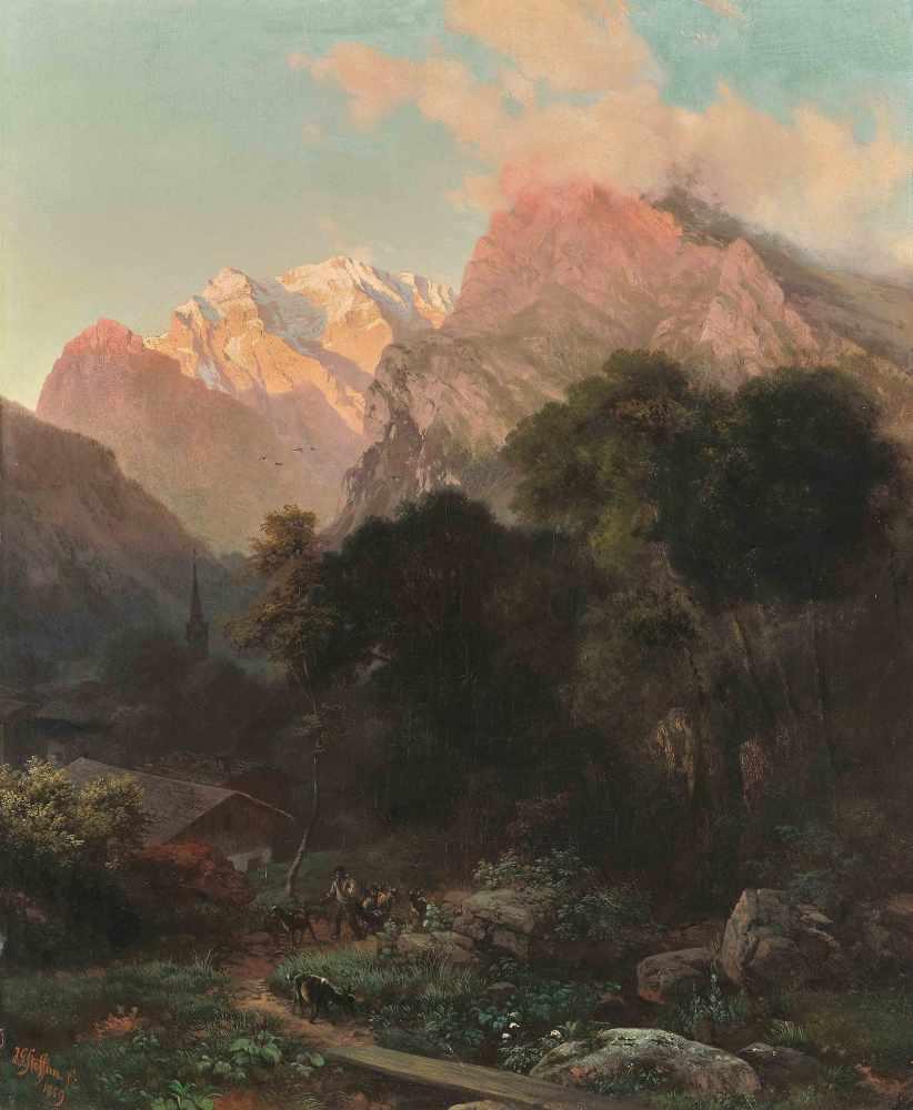 Lot 3004 - Steffan, Johann Gottfried